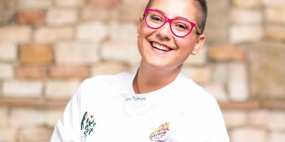 SOLD OUT - Laboratorio: LA PIZZA GLUTEN FREE con SARA PALMIERI