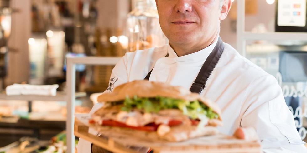 SOLD OUT - Laboratorio: LA PIZZA IN TEGLIA con DAVIDE FIORENTINI