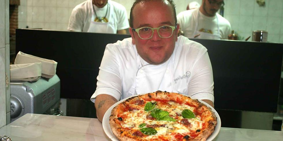 LA PIZZA NEL RUOTO E I FORMAGGI con PASQUALINO ROSSI