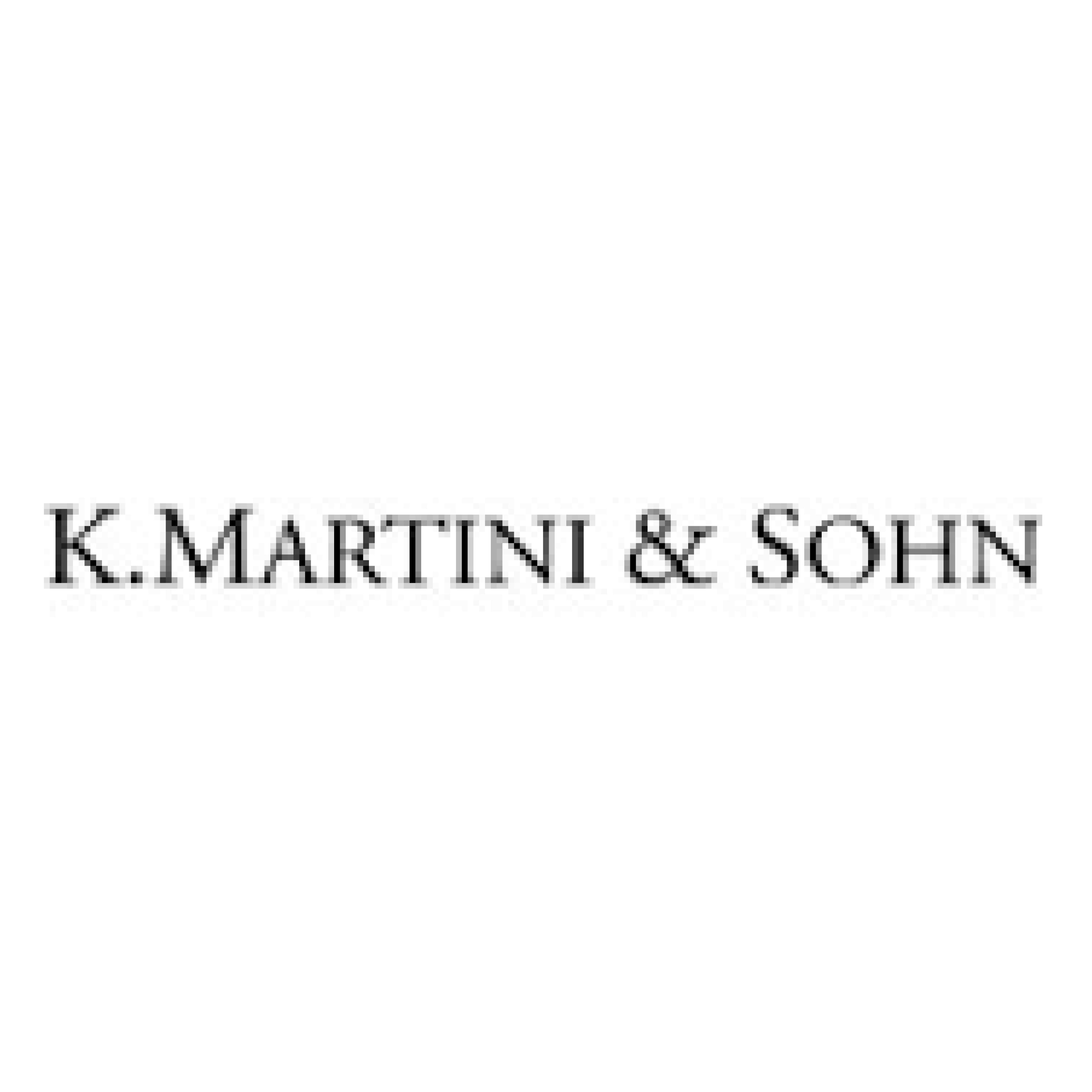K. Martini & Sohn Vinòforum Class