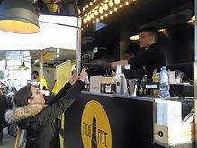 Cacio Pepe al Food Truck Fest