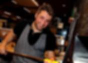 Emiliano De Venuti - La Città della Pizza, Vinòforum, Birròforu