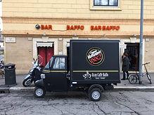 Caffè Vergnano al Food Truck Fest