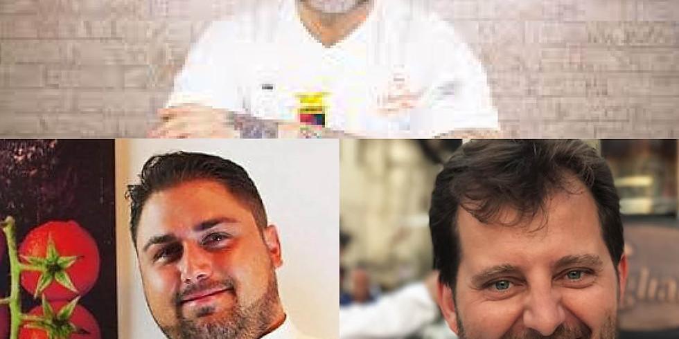 SOLD OUT Workshop: L'AVANGUARDIA CAMPANA con FRANCESCO MARTUCCI, PAOLO DE SIMONE, DIEGO VITAGLIANO