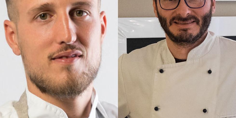 SOLD OUT Workshop: LA PIZZA VEGETARIANA con MASSIMILIANO PRETE e ALBERTO MORELLO