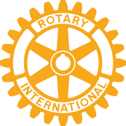Rotary Club - Logo - Christelle Vasseur