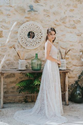 Christelle Vasseur Couture - créatrice - robes de mariée sur-mesure -
