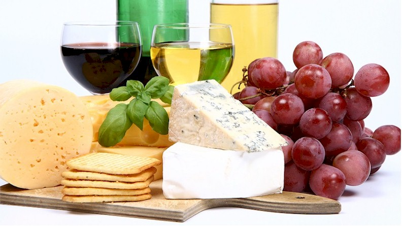 Wine and Cheese Catering
