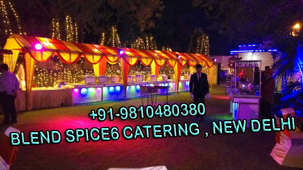 party event catering services