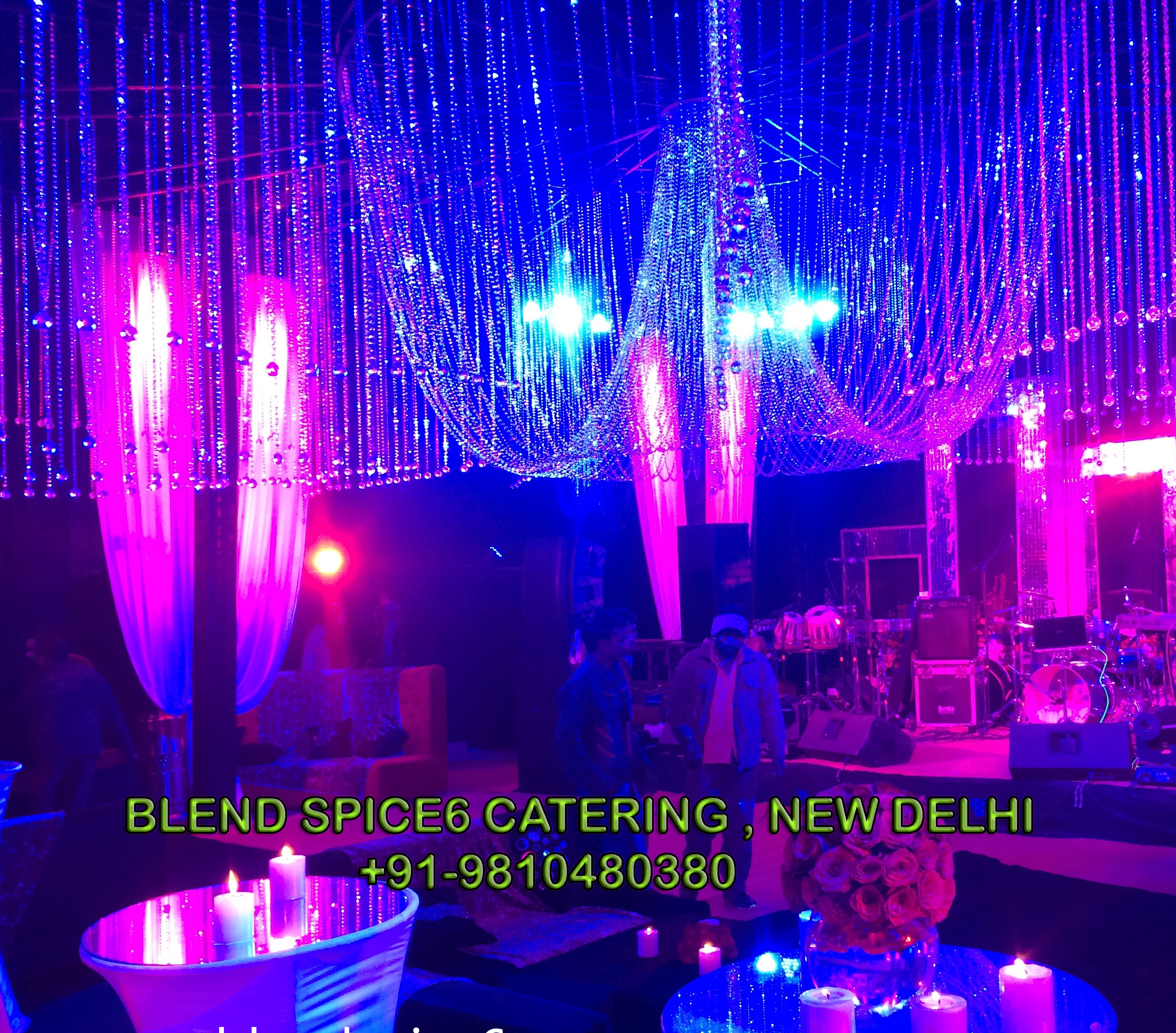 wedding caterer in delhi