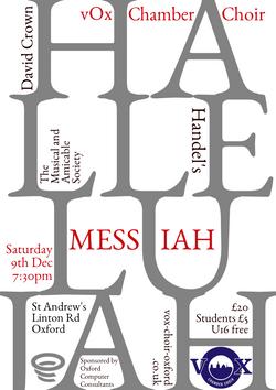 Messiah-Oxford