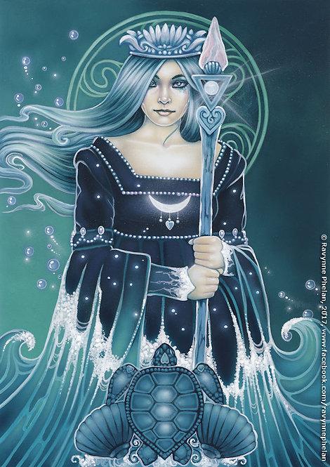 Queen of Water V2