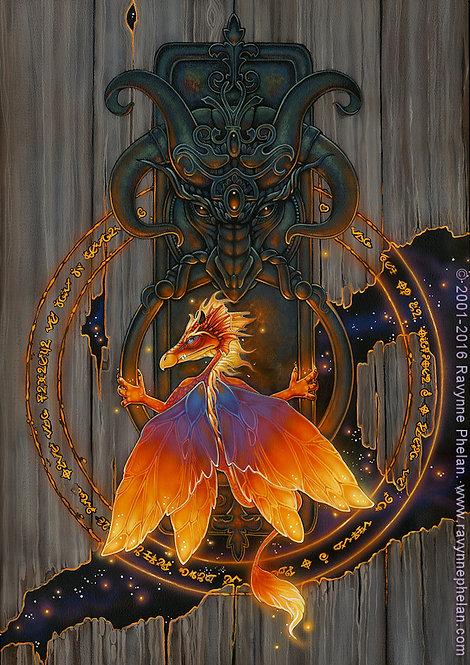 The Dragon's Door