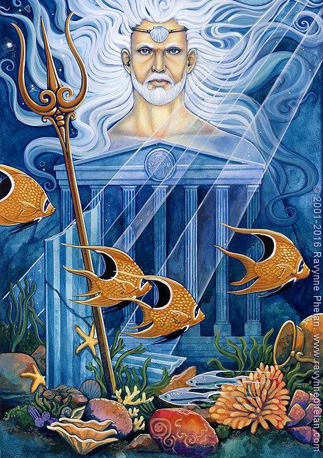 Poseidon EarthShaker