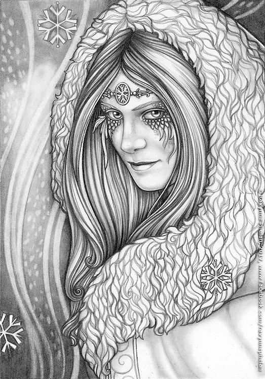 She is Winter GS