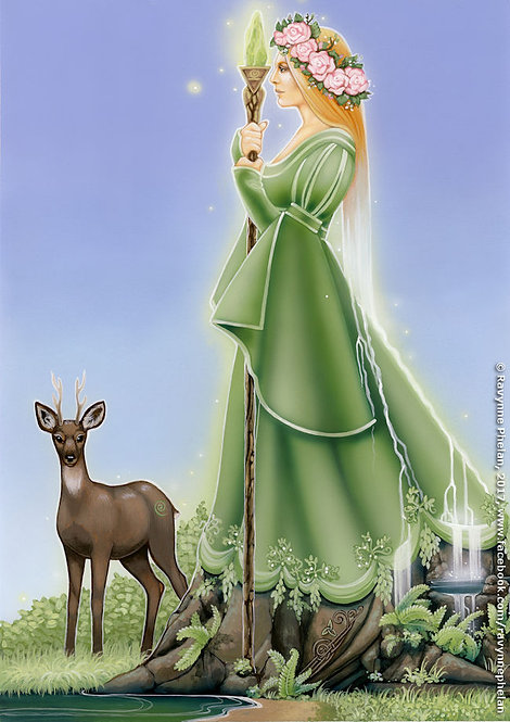 Queen of Earth V1