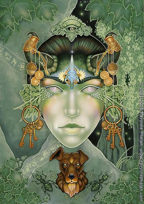 12 of Earth - The Seneschal