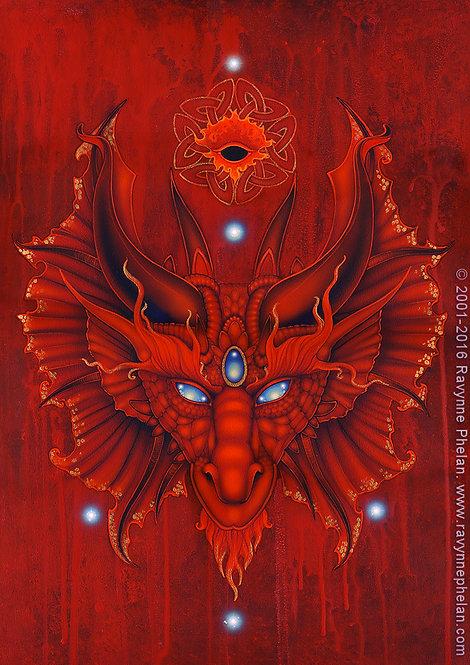 Angel Born of Blood