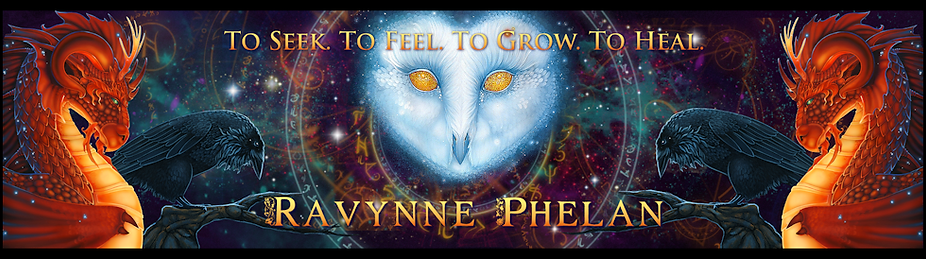 Ravynne Phelan - tarot and oracle author and artist