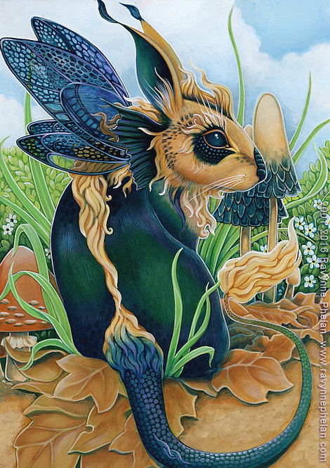 Pipsqueak - Draconus Lepus Leo