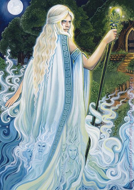 Persephone Returns