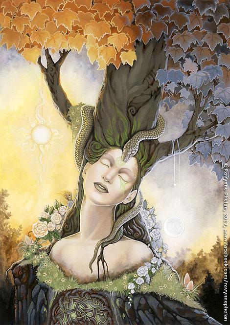 Dreaming Gaia