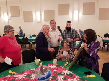 Volunteer Appreciation Night - Games