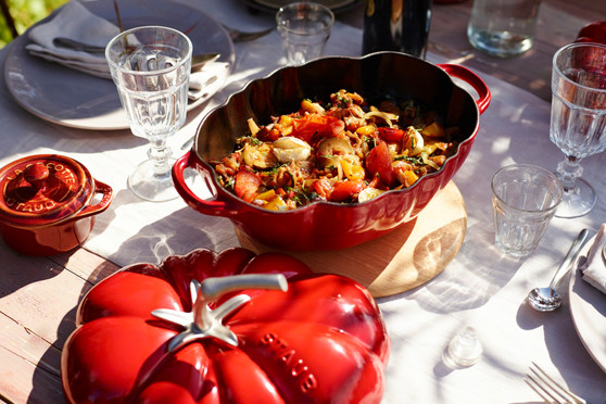 Cocotte tomate