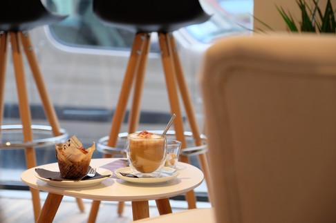 Tables basses café