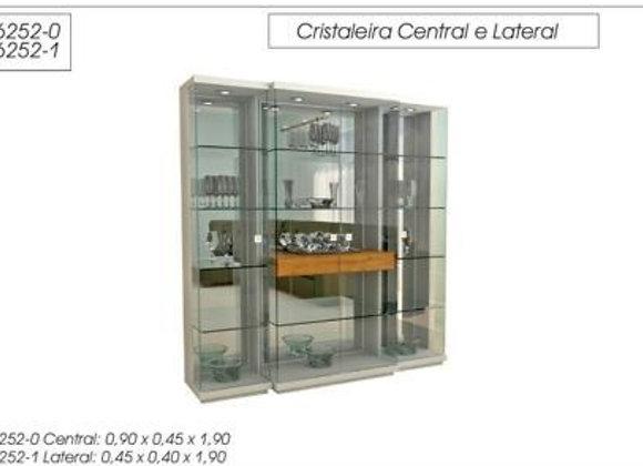 Cristaleira Central e Lateral