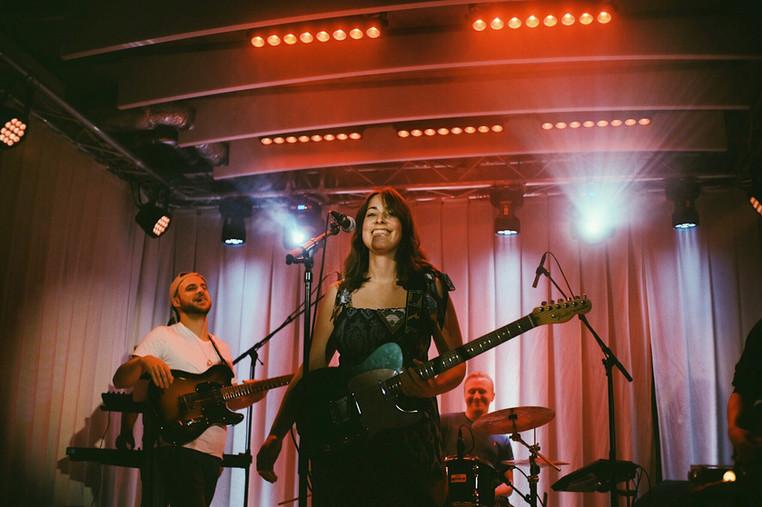 Live @ kukuun Hamburg (Hector Support; credits: Lea Harms)