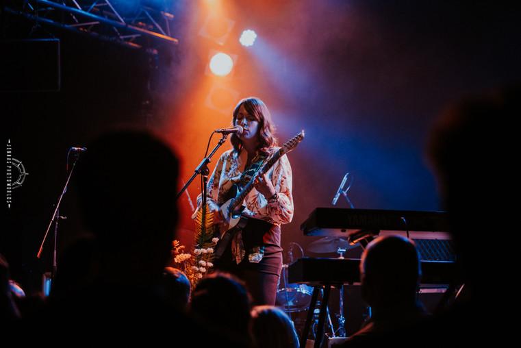 Live @ KNUST Hamburg (Jonathan Wilson Support; credits: Jennifer Ehlers)