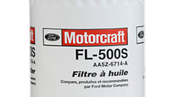 MOTORCRAFT OIL FILTER FL-500-S