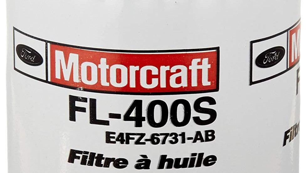 GENUINE MOTORCRAFT OIL FILTER FL-400S