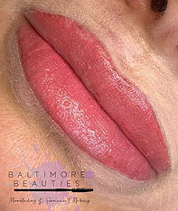 ✨ lip blush ✨ Voted by Baltimore Style m