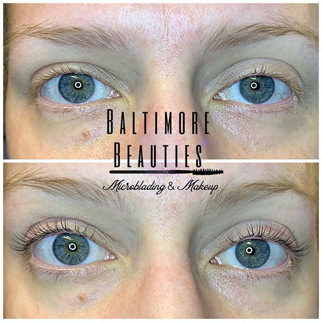 Lash lift and tint 💥 ⭐️Voted by Baltimo