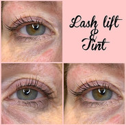 $100 for a lash lift and tint 💕 book to