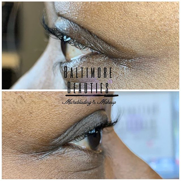 Lash lift $80 #baltimore #maryland #balt