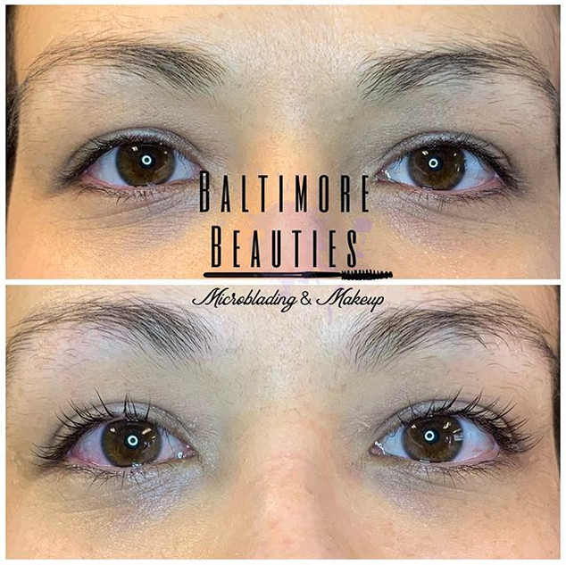 💎💎 lash lift 💎💎 #baltimore #maryland