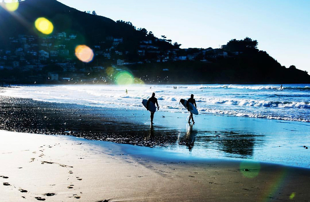 Linda Mar Beach, Pacifica, CA | Photo Credit: Alex Roach, alexroachphoto.com | Instagram: @cucaracha2125
