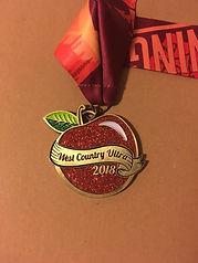 Westcountry Ultra 2018 medal.jpg