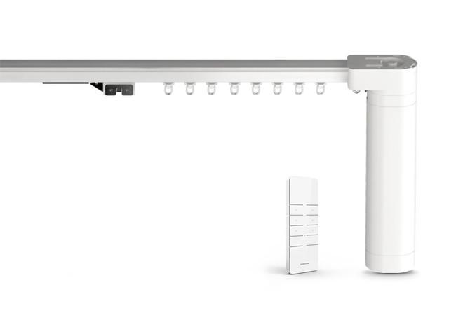 Электрокарнизы для штор удобно и функционально