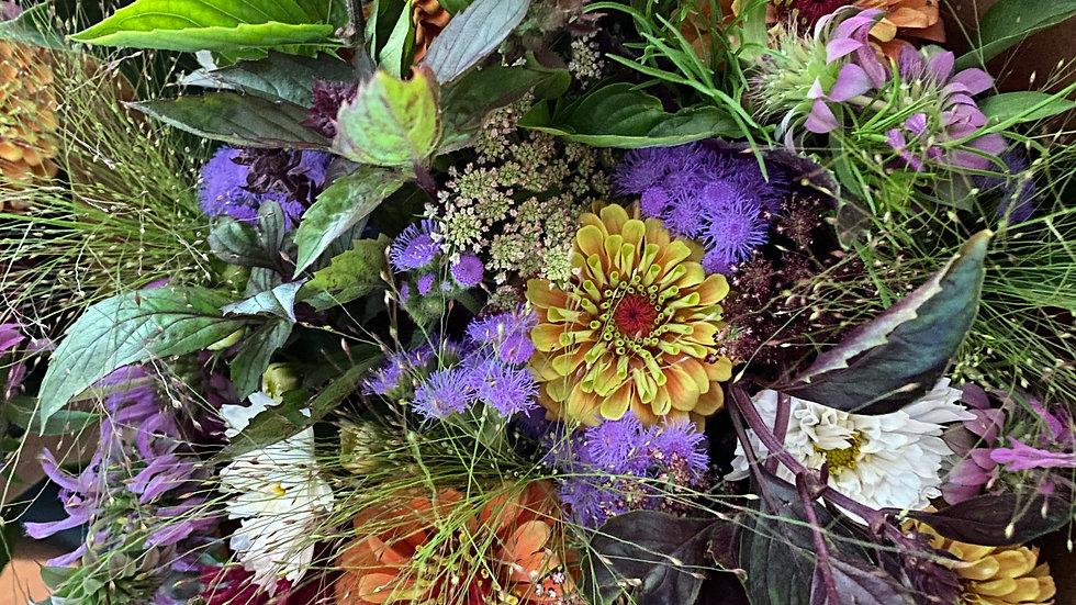 Mid-Summer Bouquet CSA