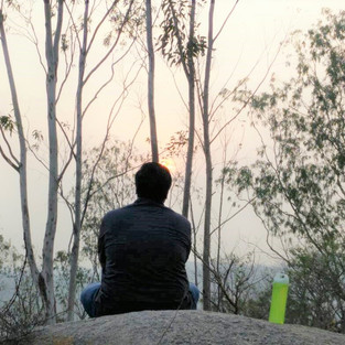 Sunrise Hike and Meditation, March 2017,