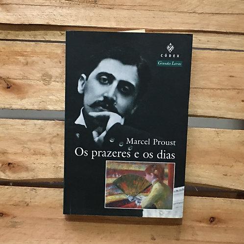 Os prazeres e os dias - Marcel Proust