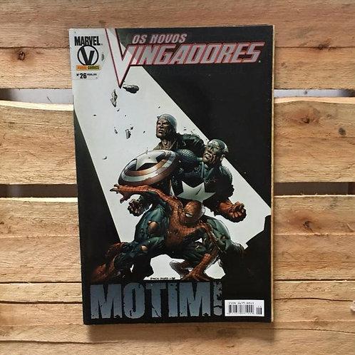 Os novos vingadores nº26 - Marvel