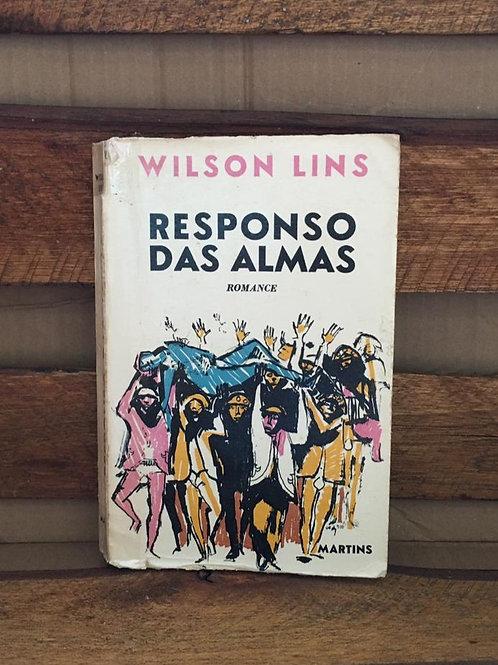 Responso das Almas - Wilson Lins