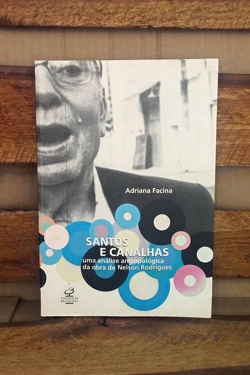 Santos e Canalhas - Adriana Facina
