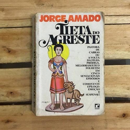 Tieta do Agreste - Jorge Amado [1ª Edição]