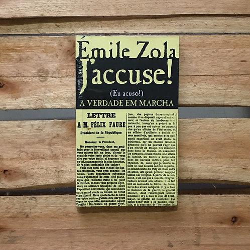 J'accuse: A verdade em marcha - Émile Zola